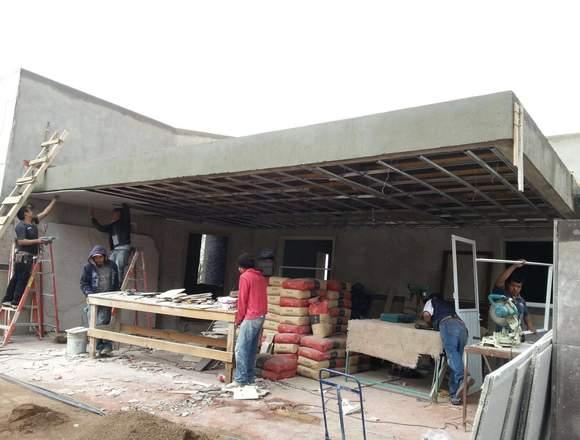 Construcciones, Remodelaciones y Mantenimiento