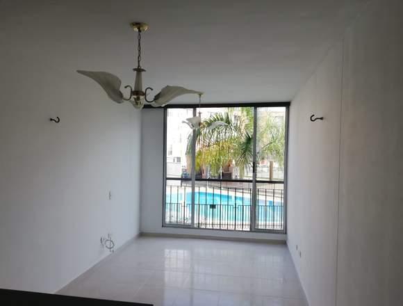 Hermoso apartamento en unidad residencial