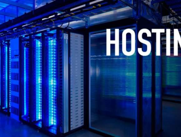 HOSTING WEB (Joomla, Wordpress, Prestahop)