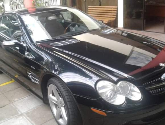 VENDO! CONVERTIBLE MB SL 500