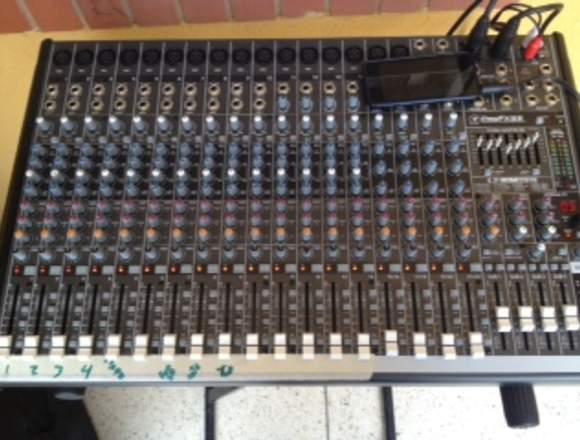 sonido profesiolnal nuevo