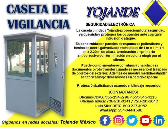 CASETA DE VIGILANCIA TOJANDE