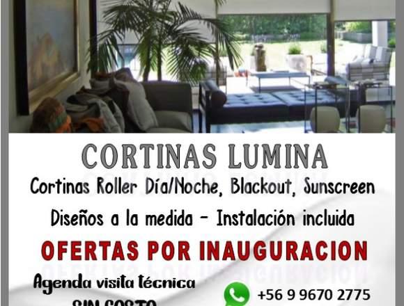 Cortinas Duo Dia/Noche Blackout
