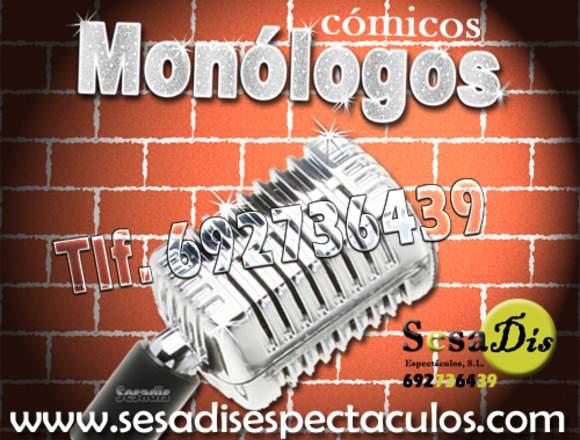 Monologo comico Sesadis