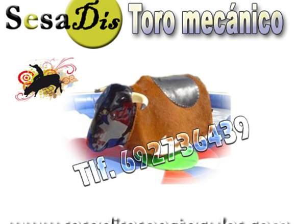 Alquiler de toro mecánico