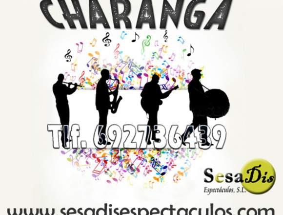 Charanga de música Sesadis