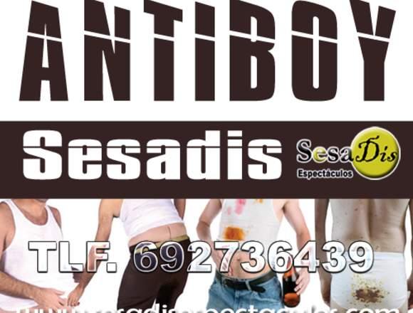 Antiboy, show cómico