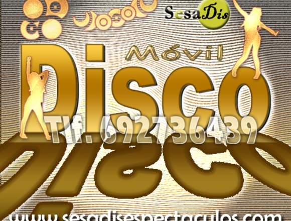 Discoteca móvil Sesadis