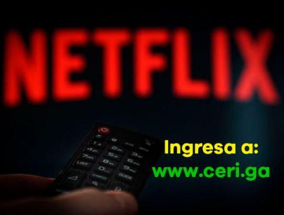 Abre tu mundo a internet – Netflix – Paypal