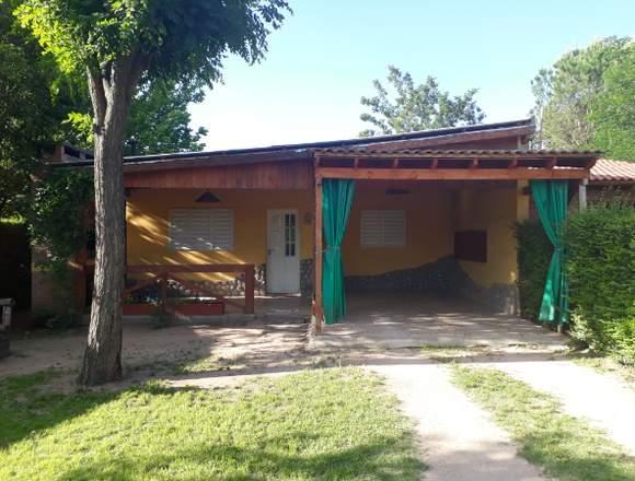 """Cabañas para 4 y 6 personas en Nono """"El Tacu."""