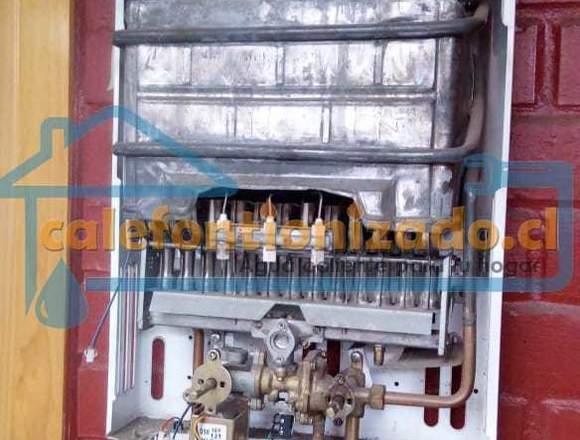 servicio técnico de calefont y termo electrico