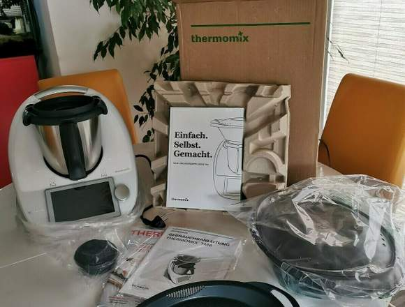 Thermomix TM6 nuevo con garantías