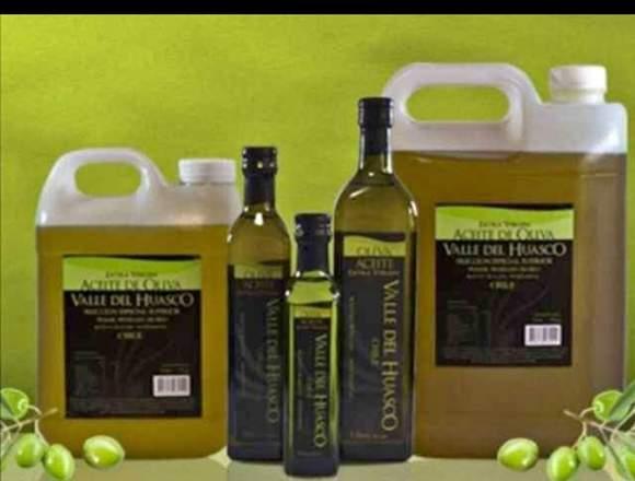 Vendo aceite de oliva extra virgen