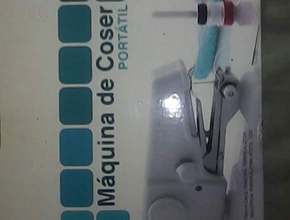 maquina de coser protatil