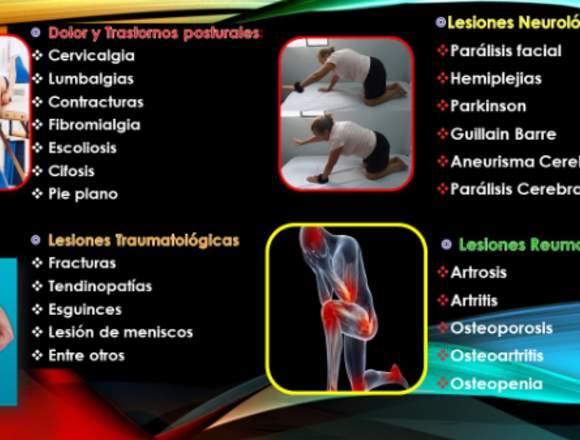 Terapia Fisica y Rehabilitación