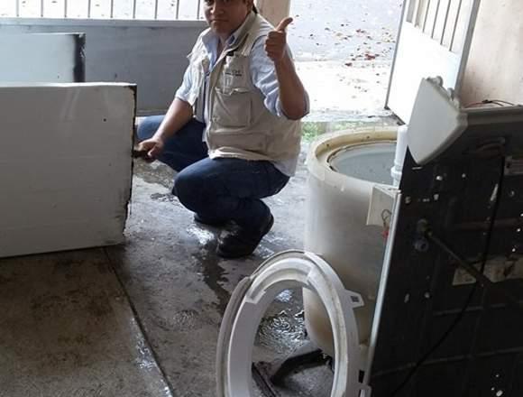Reparación de Lavadoras Automáticas