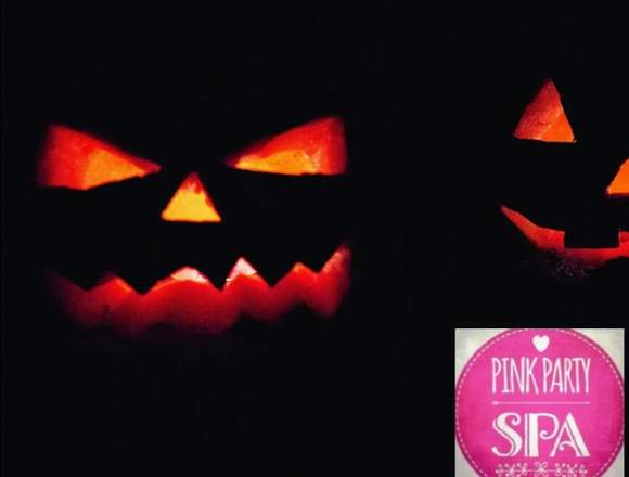 Celebra Halloween Con Mini Spa The Pink Party