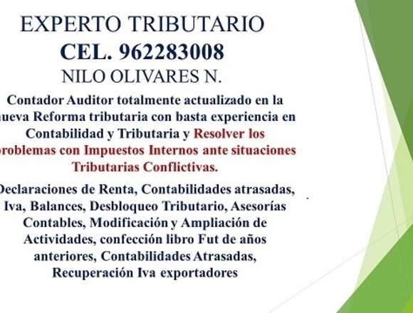 CONTADOR AUDITOR EXPERTO TRIBUTARIO