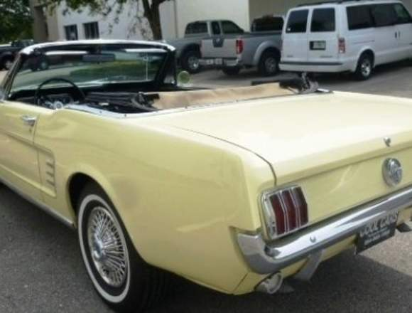 Ford Mustang cabriollet