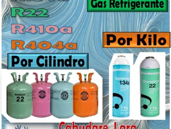 Venta de gas refrigerante