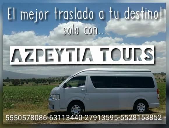 camionetas den renta de turismo