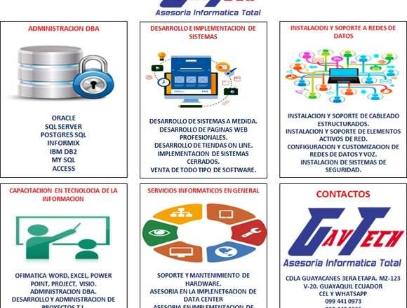 GAVTECH Asesoría Informática Total