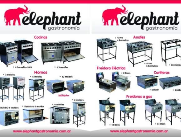 Elephant Gastronomía