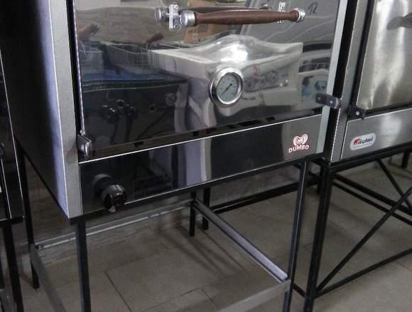 Horno pizzero de 12 moldes 0341-156242408