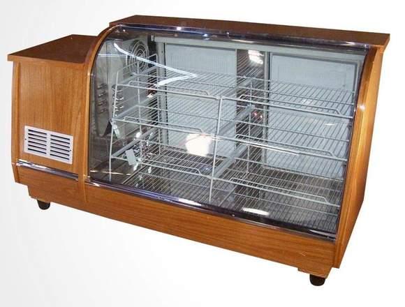 Vitrina Mostrador vidrio Curvo 0341-156242408