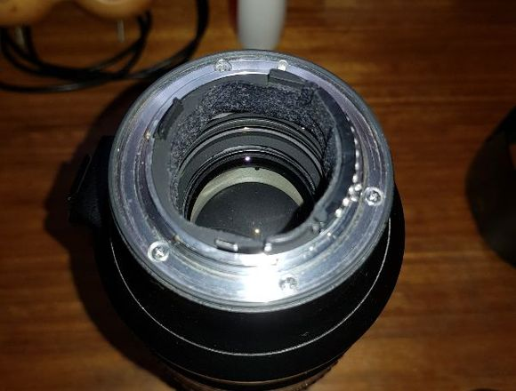 Lente NIKKOR 70-200mm f/2.8G ED VR II
