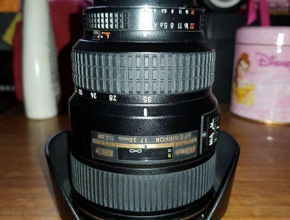 Lente NIKKOR 17-35mm f/2.8D IF-ED