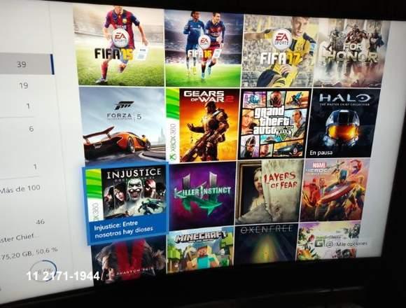 Juegos de Xbox One