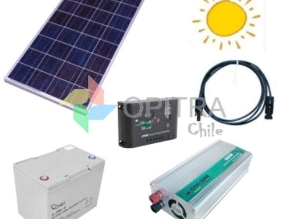Kit Solar Onda Modificada 100W