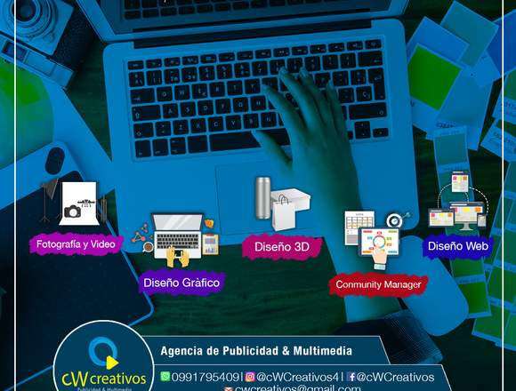 cWCreativos | Agencia de Publicidad & Multimedia