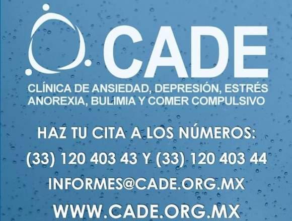 CADE: Clínica de salud mental