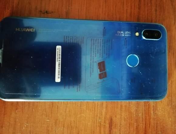 Samsung Galaxy J7 Prime y Huawei P20 Lite