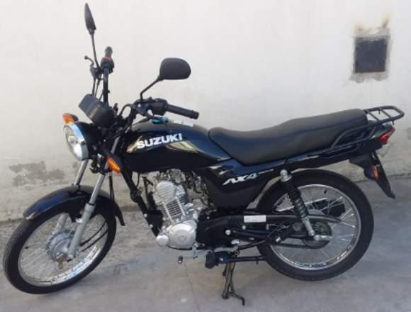 VENTA DE MOTO SUZUKI AX-4