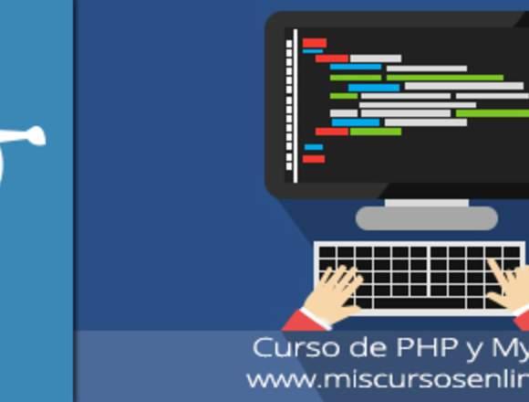 Curso de PHP y MySQL profesor online en Yopal