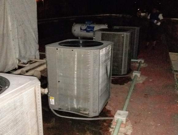 Reparación y venta de bombas de calor