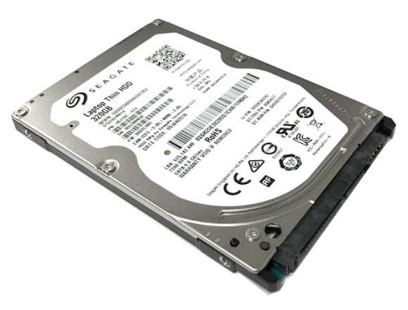 disco duro de laptop 320 gb