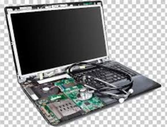 Reparaciones de computadoras  y diagnósticos