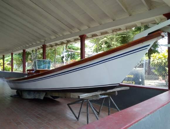 vendo bote para pesca deportiva