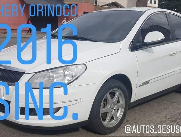 CHERY ORINOCO AÑO 2016