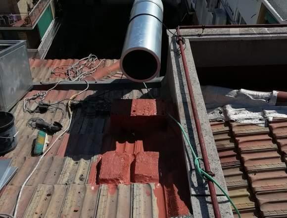 Cajas de extracción humos venta con instalación