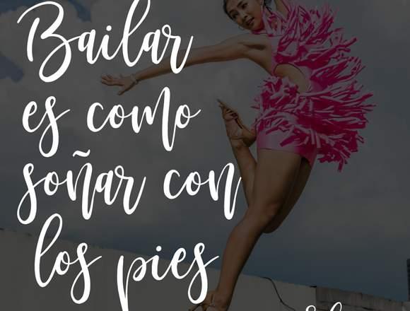 ACADEMIA DE BAILE DANCING MOOD