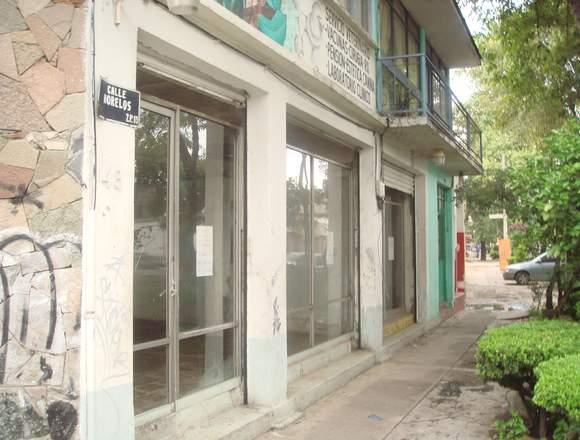 SE RENTA LOCAL COMERCIAL EN BENITO JUAREZ