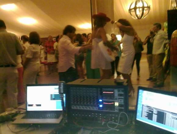 DISC JOCKEY DJ y KARAOKE Cadiz Jerez Sevilla..