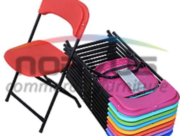 Paquete de sillas plegables infantiles en venta