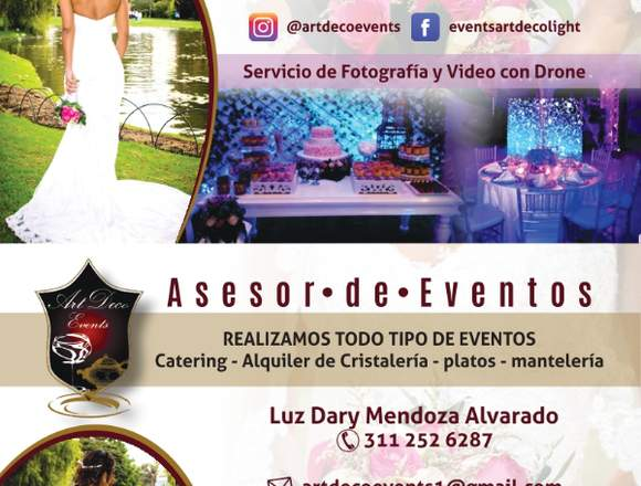 Eventos Art Deco Events