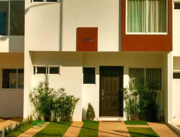 Se Venden Bonitas Casas, Totalmente Nuevas